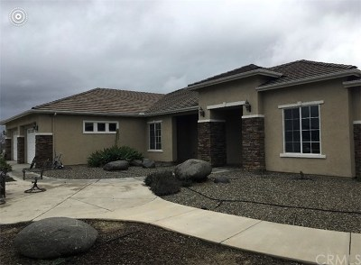 Perris Single Family Home For Sale: 17216 Birds Eye Drive