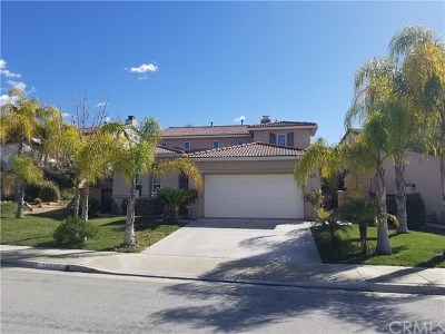 Murrieta Single Family Home For Sale: 30005 Mickelson Way