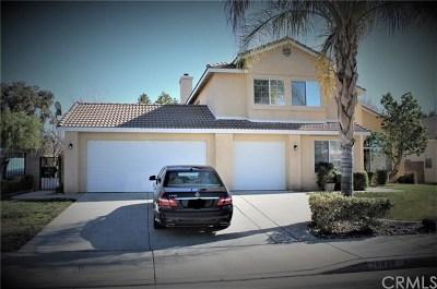 Hemet Single Family Home For Sale: 26826 Howard Manor