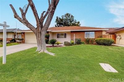 Hemet Single Family Home For Sale: 25339 Rockford Street