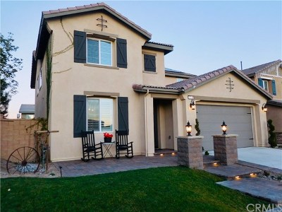 Murrieta Single Family Home For Sale: 31720 Chamise Lane
