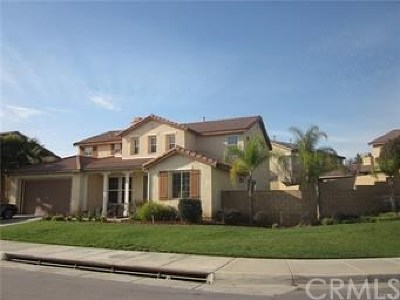 Canyon Lake, Lake Elsinore, Menifee, Murrieta, Temecula, Wildomar, Winchester Rental For Rent: 31924 Ridge Berry
