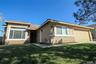 Nuevo/lakeview, Nuevo Single Family Home For Sale: 22911 Penasco Circle
