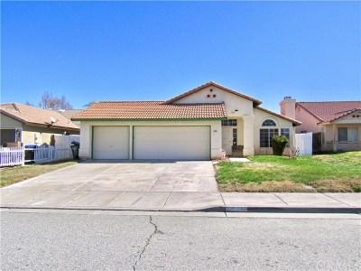 Hemet Single Family Home For Sale: 850 Colorado Drive