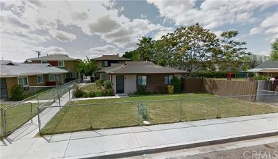 Hemet, San Jacinto Multi Family Home For Sale: 281 N Valley View Drive