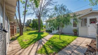Lake Elsinore Single Family Home For Sale: 117 N Poe Street