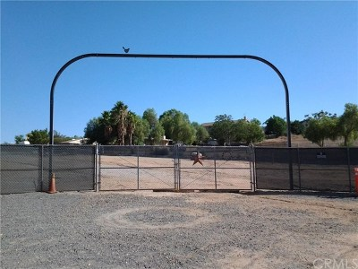 Wildomar Residential Lots & Land For Sale: Hallie Circle