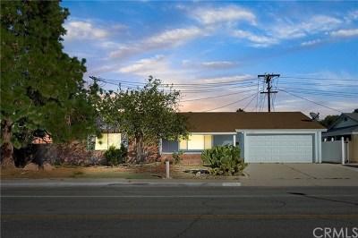 Single Family Home For Sale: 26020 Ridgemoor Road
