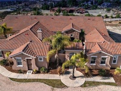 Temecula Single Family Home For Sale: 38580 Rancho Christina Road