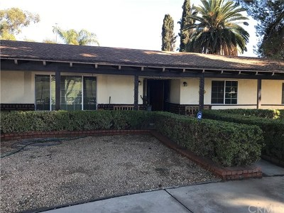 Hemet, San Jacinto Single Family Home For Sale: 4147 Park Avenue