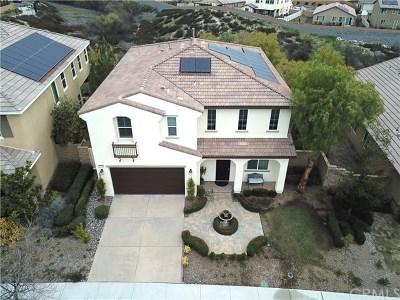 Canyon Lake, Lake Elsinore, Menifee, Murrieta, Temecula, Wildomar, Winchester Rental For Rent: 31712 Desert Holly Place