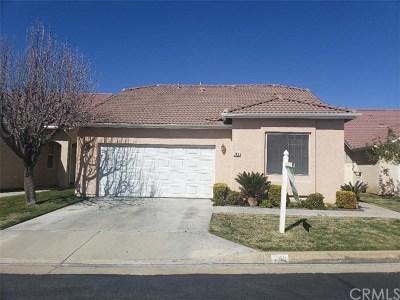 Hemet, San Jacinto Single Family Home For Sale: 743 Diamante Court