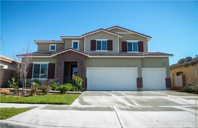 Murrieta Single Family Home For Sale: 34836 Star Jasmine Place
