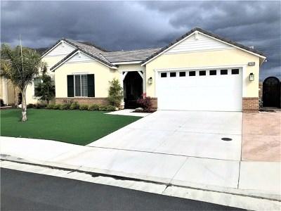 Menifee Single Family Home For Sale: 27944 Lucerne Drive