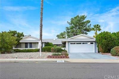 Menifee Single Family Home For Sale: 28430 Portsmouth Drive