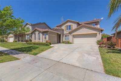 Murrieta Single Family Home For Sale: 28259 Amaryliss Way