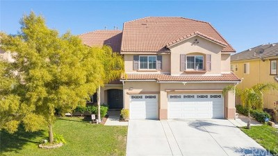 Winchester Single Family Home For Sale: 35174 Hulihee Street