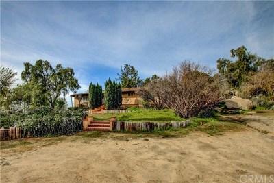 Hemet Single Family Home For Sale: 40624 Gibbel Road