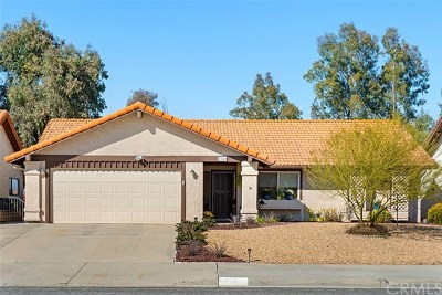 Hemet Single Family Home For Sale: 2160 Sequoia Drive
