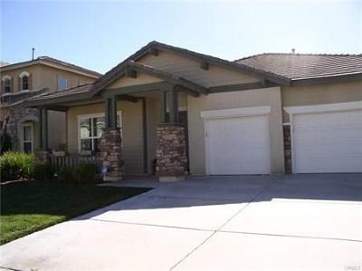 Canyon Lake, Lake Elsinore, Menifee, Murrieta, Temecula, Wildomar, Winchester Rental For Rent: 33651 Spring Brook Circle