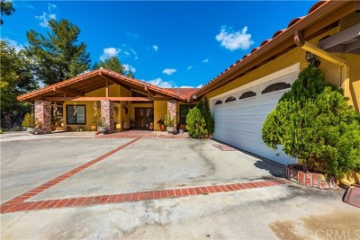 Hemet, San Jacinto Single Family Home For Sale: 44518 Mayberry Avenue