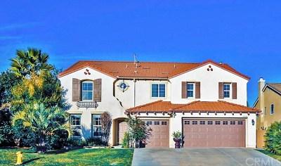 Temecula Single Family Home For Sale: 44840 Tudal Street