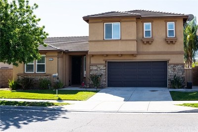 Lake Elsinore Single Family Home For Sale: 34287 Blossoms Drive