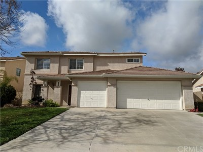Temecula Single Family Home For Sale: 33484 Corte Figueroa