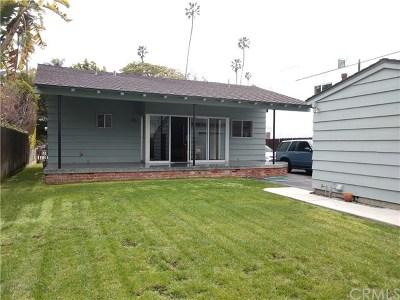 Santa Monica Single Family Home For Sale: 267 Entrada Drive