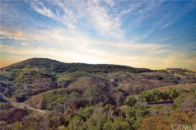 Fallbrook Residential Lots & Land For Sale: Rock Mountain Drive