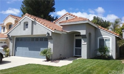 Temecula Single Family Home For Sale: 43095 Corte Salamanca