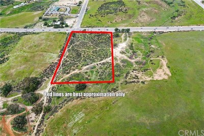 Wildomar Residential Lots & Land For Sale: 24671 Clinton Keith Road