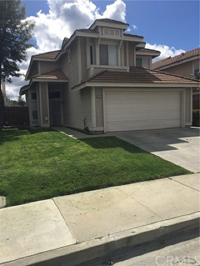 Menifee CA Single Family Home For Sale: $310,000