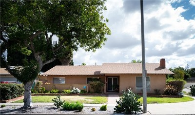 Santa Ana Single Family Home For Sale: 3741 S Towner Street
