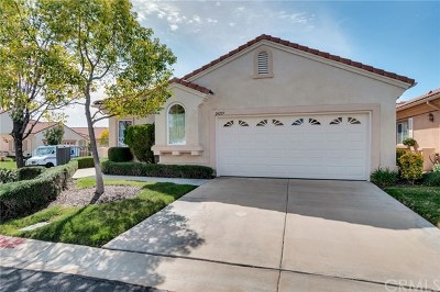 Murrieta Single Family Home For Sale: 24219 Via Llano