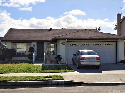 Harbor City Single Family Home For Sale: 1584 Oakhorne Drive