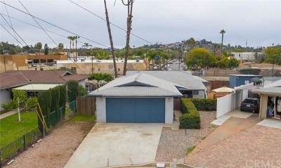 Escondido Single Family Home For Sale: 1001 Cedar Brk