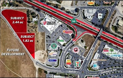 Atwater Residential Lots & Land For Sale: 1 Bell Drive