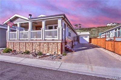 San Clemente CA Manufactured Home For Sale: $749,900