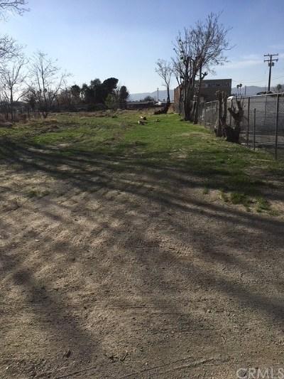 Hemet Residential Lots & Land For Sale: San Jacinto St
