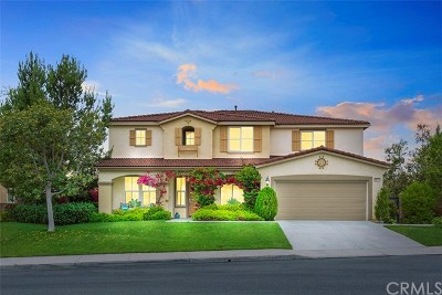 Murrieta Single Family Home For Sale: 35717 Hawkeye Street