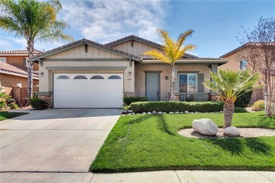 Winchester, French Valley Single Family Home For Sale: 31629 Pompei Lane