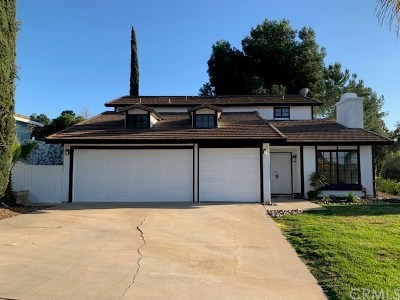 Canyon Lake Single Family Home For Sale: 23631 Big Butte Drive