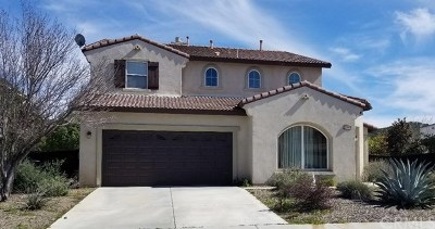 Murrieta Single Family Home For Sale: 27744 Post Oak Place