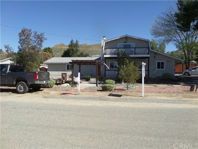 Wildomar Single Family Home For Sale: 33330 Gafford Road