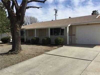 Sun City Single Family Home For Sale: 29040 Del Monte Drive