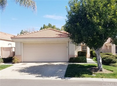 Murrieta Single Family Home For Sale: 40676 Corte Albara