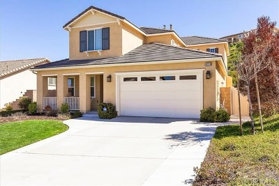 Temecula Single Family Home For Sale: 44294 Marcelina Court