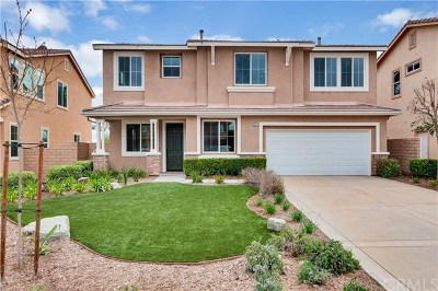 Menifee Single Family Home For Sale: 30278 Blue Cedar Drive
