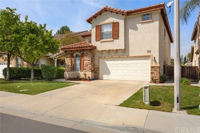 Temecula Single Family Home For Sale: 45277 Aguila Court